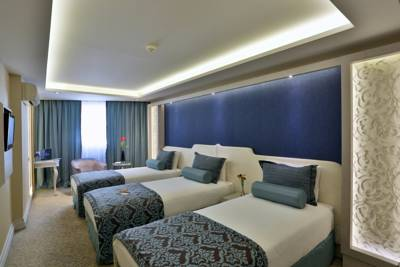 هتل زوریخ استانبول