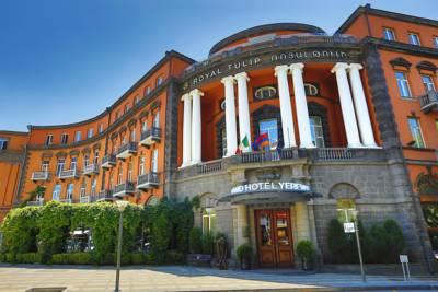Royal Tulip Grand Yerevan hotel