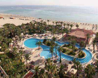 هتل ریاد پالمز