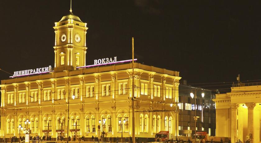 Hilton Moscow Leningradskaya تور مسکو و سن پترزبورک
