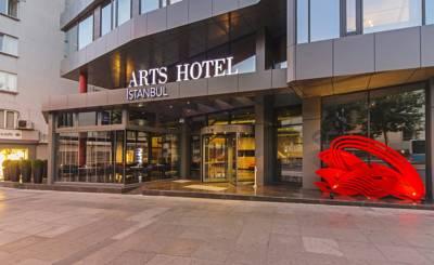 هتل آرتز بسفروس