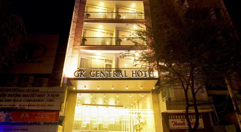 هتل جی کی سنترال