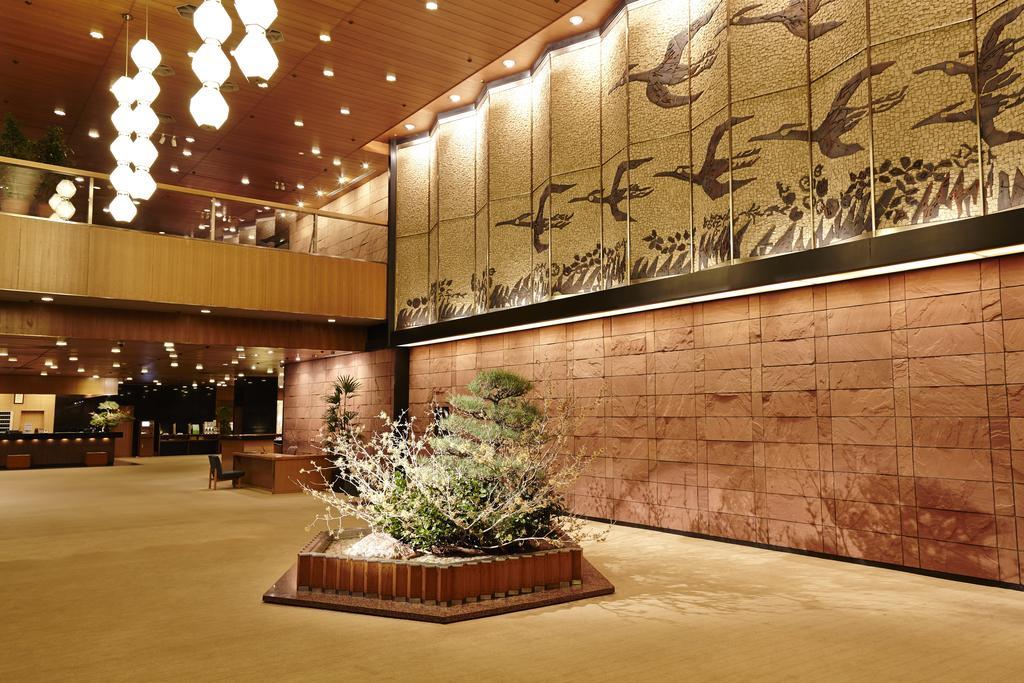 هتل اوکورا توکیو