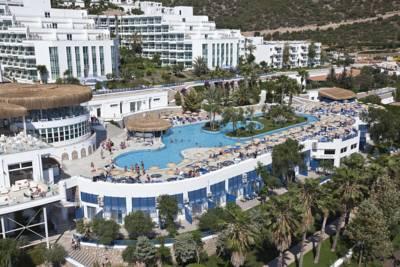 هتل بدروم هالیدی