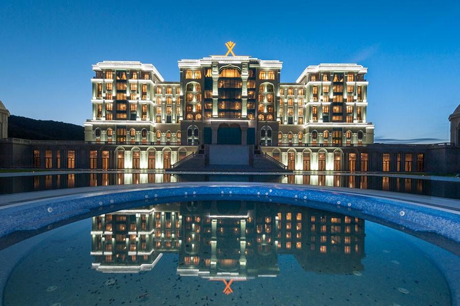 هتل ریکسوس قوبا آذربایجان