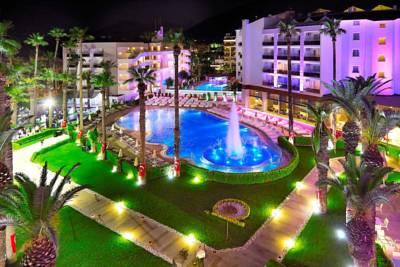 هتل آیدال پرایم بیچ