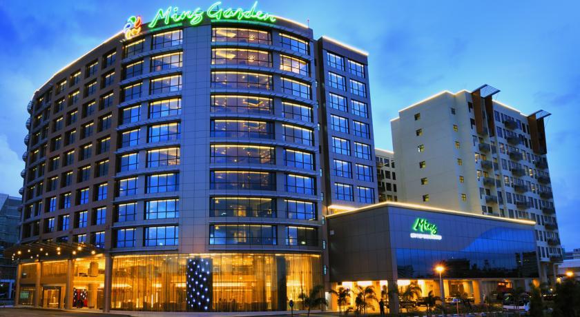 هتل مینگ گاردن رزیدنس