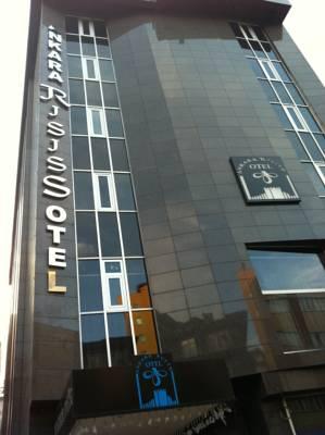 هتل آنکارا ریسیز