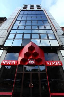 هتل آلمر