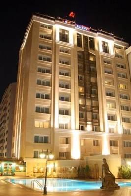 هتل بویوخانلی پارک