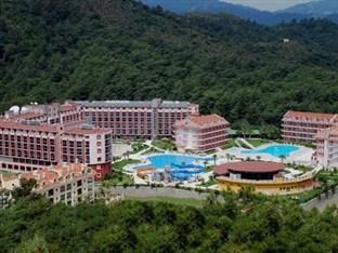هتل گرین نیچر ریزورت اند اسپا