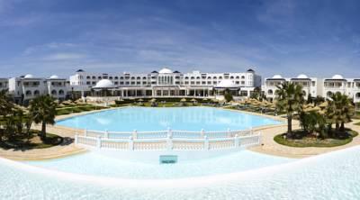 هتل گلدن تولیپ تاج سلطان ریزورت