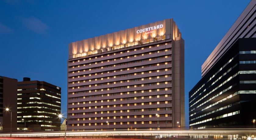 هتل کورت یارد شین اوزاکا استیشن