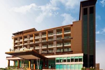 هتل بالیهای بی