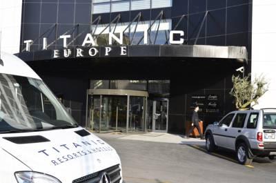 Titanic Business Bayrampasa hotel