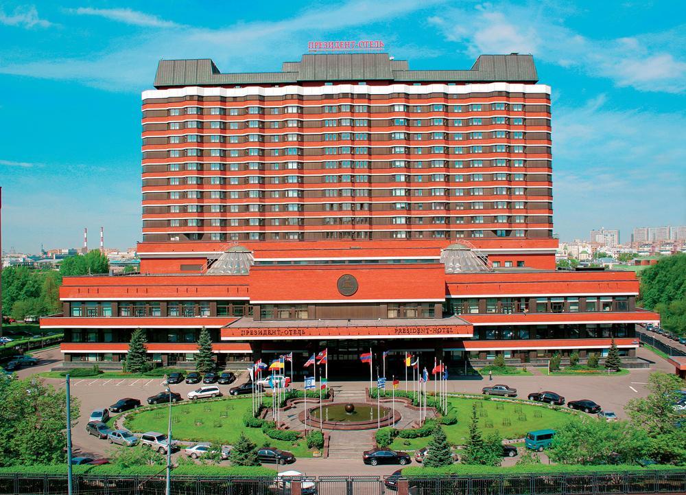 هتل پرزیدنت مسکو