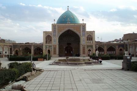 هتل مجتمع جهانگردی زنجان
