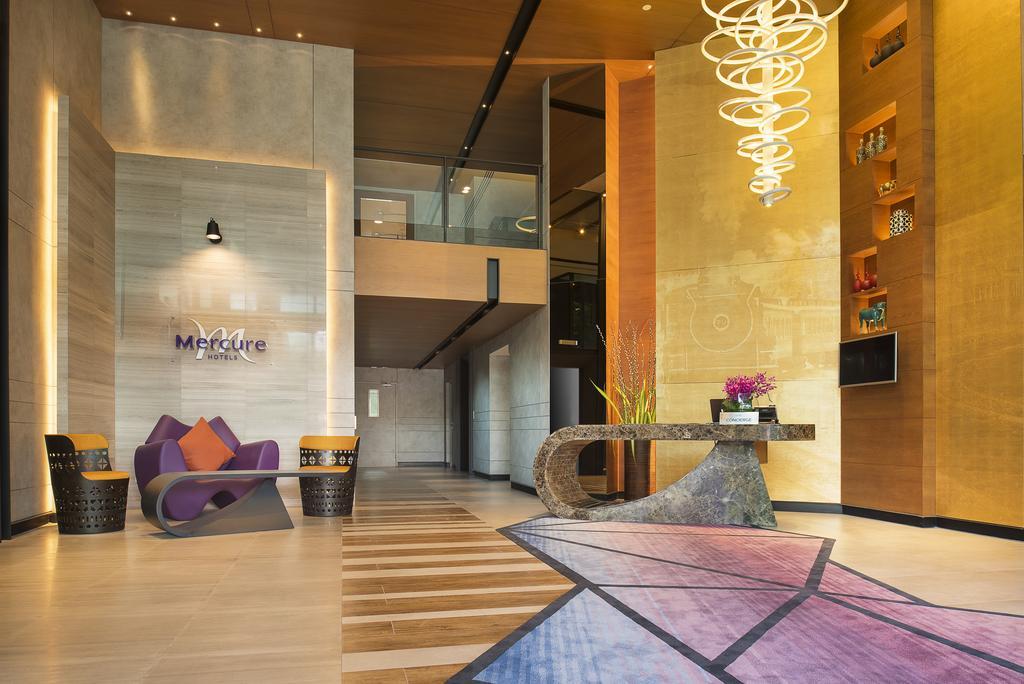 هتل مرکیور بانکوک ماکاسان