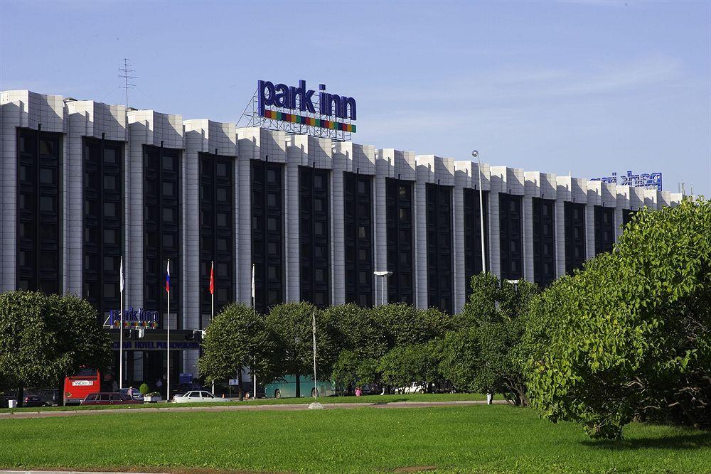 هتل پارک این پولکووسکایا