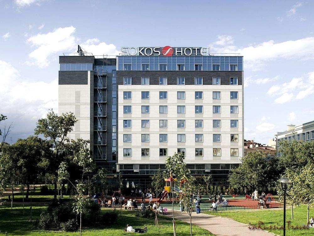 هتل سوکوس اولیمپیا گاردن