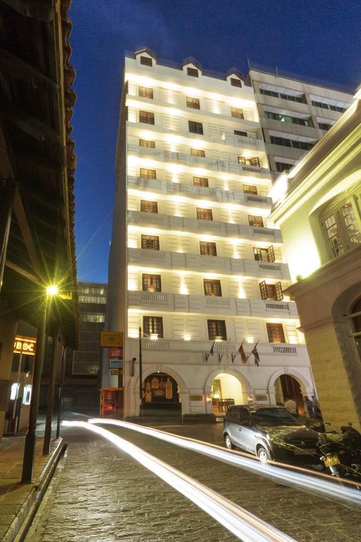 هتل د استوارت بای سیتروس