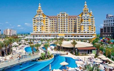 هتل رویال هالیدی پالاس