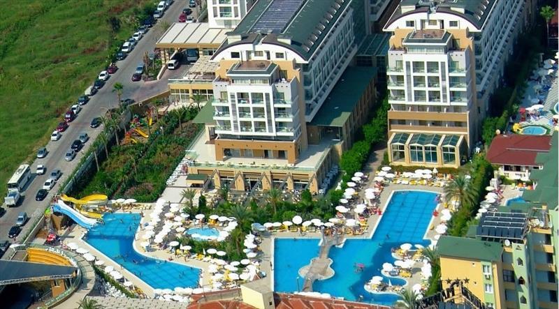 هتل هدف ریزورت