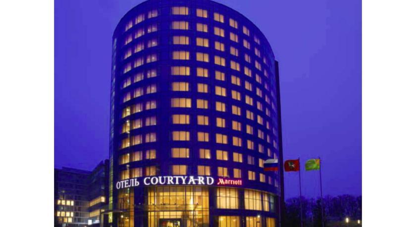 هتل کورت یارد بای ماریوت مسکو پاولتسکایا