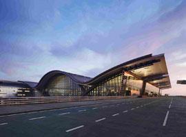 فرودگاه بینالمللی حَمَد، بهترین فرودگاه خاورمیانه
