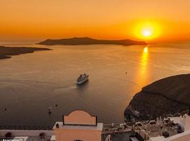 هفت نقطه دیدنی در شرق دریای مدیترانه