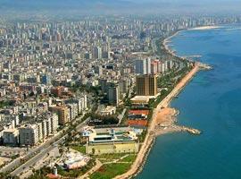 بندر مرسین دروازه ای آزاد به دنیای تجارت ترکیه (سفرنامه)