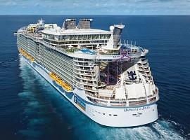 درون بزرگترین کشتی تفریحی دنیا را ببینید