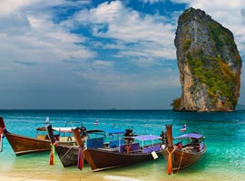 سفری دلنشین و خوشمزه به تایلند