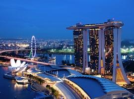 سفر به سنگاپور، جزیره رویاها