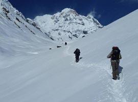 سفر در دامنه های آناپورنا، هیمالیا (سفرنامه نپال)