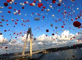 پل سوم استانبول امروز افتتاح میشود