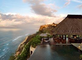 زیباترین هتل های دنیا – بالی، هتل بولگاری