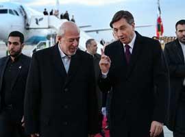 بازگشایی سفارت اسلوونی در ایران پس از چهار سال