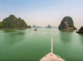 دو دقیقه ویدیو از شش ماه سفر در آسیا