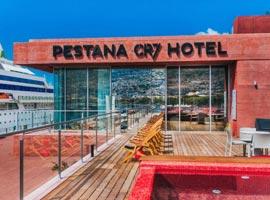 ورود کریس رونالدو  به عرصه هتلداری + تصاویر