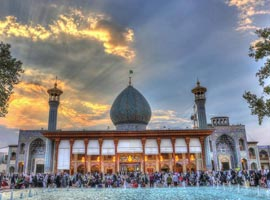 همه چیز درباره شاهچراغ شیراز
