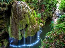 زیباترین آبشار رومانی