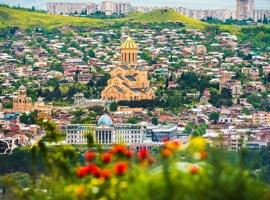 سفر به تفلیس (سفرنامه گرجستان)