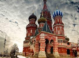 سفرنامه روسیه (مسکو و سن پترزبورگ)