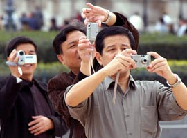 سفر 1.5 میلیون گردشگر چینی به ایران تا 2025