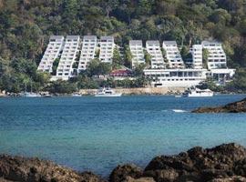 هتل The Nai Harn Resort، هتلی خاص در پوکت