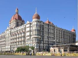 تجربه اقامتی شاهانه در هتل کاخ تاج محل، بمبئی