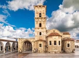 جاذبه های گردشگری شهر لارناکا در قبرس اروپایی