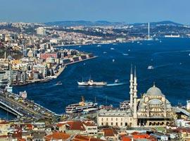 سفر به شهری بر فراز تپه ها(سفرنامه استانبول)