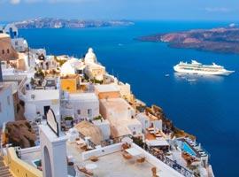 سفر به آتن و جزایر یونانی با کشتی کروز